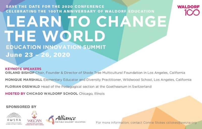 awsna 2020 summer conference